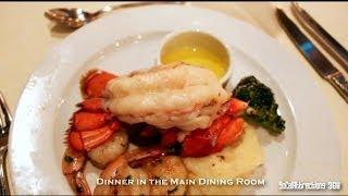 getlinkyoutube.com-[HD] Carnival Cruise Food Tour Overview - Dinner & Lido Deck Buffet - Cruise Buffet Tour