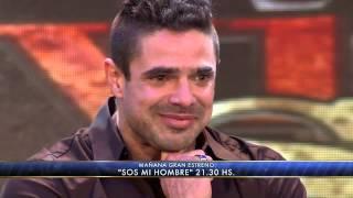 getlinkyoutube.com-Showmatch 2012 - El elenco de Sos mi hombre visitó  Showmatch