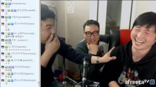 getlinkyoutube.com-[1] 김대범,곽한구 그리고 최군의 막장 합동방송!! - KoonTV