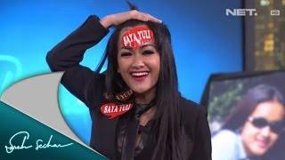 getlinkyoutube.com-Sarah Sechan - Julia Perrez bertanding bersama Sarseh