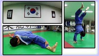 Korean Judo Class Workout Routine (Full Class)