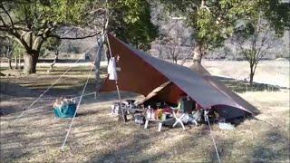 getlinkyoutube.com-2016年1月 ジムニーで行く 初キャンプ ご挨拶編 その1