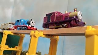 getlinkyoutube.com-Thomas and the Magic Railroad - Chase Scene TOMY/Trackmaster Version