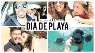 Día de playa y fuerza maligna | Vlog 22
