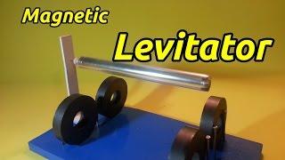 getlinkyoutube.com-How to Make the Classic Magnetic Levitator