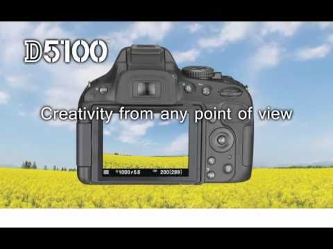 Nikon D5100 - Features and Design