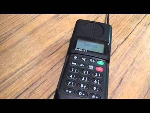 Motorola microtac International 5200
