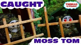 "getlinkyoutube.com-Thomas and friends ""Caught Moss Tom "" Thomas The Tank Engine"