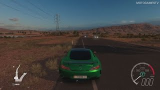 getlinkyoutube.com-Forza Horizon 3 [XOne] - 2017 Mercedes-AMG GT R Gameplay