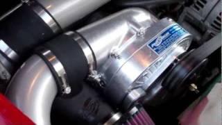 getlinkyoutube.com-Supercharged 2008 Dodge Ram 5.7 Hemi ProCharger