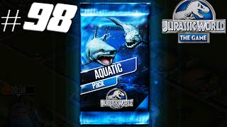 getlinkyoutube.com-Monsters Of The Deep Event - Jurassic World The Game #98
