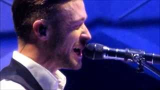 getlinkyoutube.com-Justin Timberlake - Until the End of Time ( 20/20 Experience Tour 12-19-13 Orlando, FL )