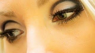 getlinkyoutube.com-Подробный пошаговый урок  красивого макияжа для глаз.