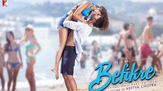 Befikre Movie Official Trailer 2016 || YRF Film || Ranveer Singh, Vaani Kapoor