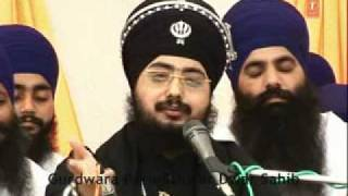 getlinkyoutube.com-Didar Bajaan Wale Da Sant Baba Ranjit Singh Ji (Dhadrian Wale) Part 5