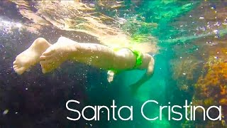 getlinkyoutube.com-GoPro Hero: Playa de Santa Cristina
