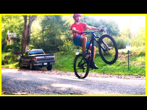 Wheelie Progress Report | Skills with Phil