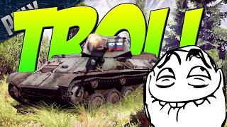 getlinkyoutube.com-SUPER TROLL TANK- ZUT-37 Autocannon [War Thunder Troll Gameplay]