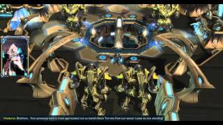 getlinkyoutube.com-Starcraft 2: Annihilation 03 - The Idu'ran