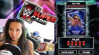 getlinkyoutube.com-Road to Ultimate Warrior + WM FREEBIE  - WWE SUPERCARD S.2