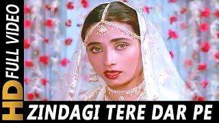 Zindagi Tere Dar Pe Fanaa Kar Chale   Salma Agha  Salma 1985 Songs   Raj Babbar, Salma Agha width=
