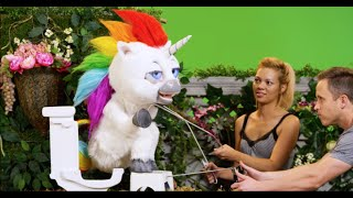 getlinkyoutube.com-Squatty Potty Founders Take Big Risk on Unicorn Video and Make Millions