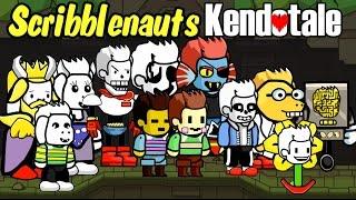 getlinkyoutube.com-Kendotale (Undertale crossover) Scribblenauts Unlimited Special