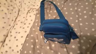 getlinkyoutube.com-adidas Originals Mini Shoulder bag/Messenger bag review