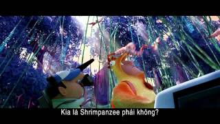 Cloudy With A Chance of Meatballs 2 - MegaStar Cineplex Vietnam - Trailer