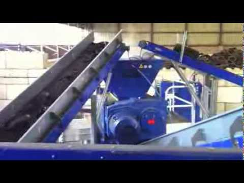 Tyrebin Tyre Recycling Plant