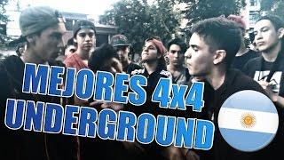 LOS MEJORES 4x4 DEL UNDERGROUND ARGENTINO