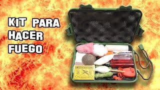 getlinkyoutube.com-✔ Kit Para Hacer Fuego | Vídeo de Supervivencia