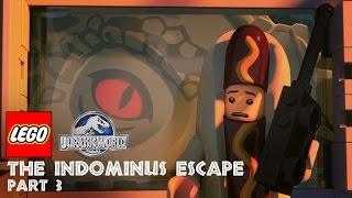 Part 3: LEGO® Jurassic World: The Indominus Escape width=