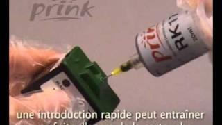 getlinkyoutube.com-VIDEO MODE D'EMPLOI  KIT DE RECHARGE RK17 Cartouche Lexmark 16 17