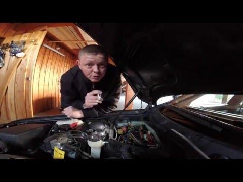Попытка замены реле дворников на BMW E39. Часть вторая to replace the ... relay. Part II.