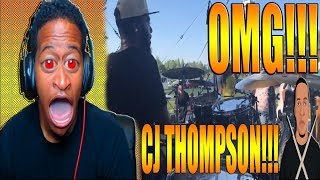 CJ THOMPSON AT GOSPEL PARK 2017 - REACTION