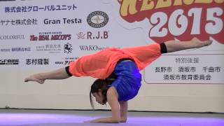 getlinkyoutube.com-SUPER WEEKEND 2015 サムライロックオーケストラ  ボール編