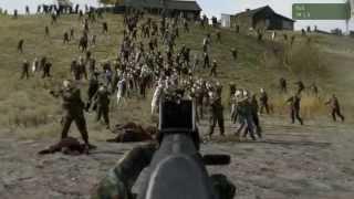 getlinkyoutube.com-EPIC ARMA-  Zombie Attack(Co-Op)