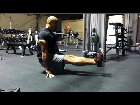 44 Best Bodyweight Exercises Ever! (High Def)