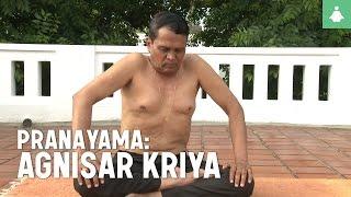getlinkyoutube.com-Pranayama: agnisar kriya