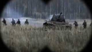 Soviet Red Army Attack 1943 (Part 1)
