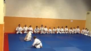 KARATE SETE : Les fins de cours du Shotokan Karaté Sète