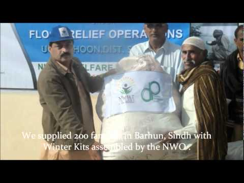 PDF-NWO Sindh Flood Relief, 2011