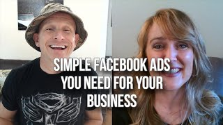 GQ 238: Simple Facebook Ads You Need For Your Business
