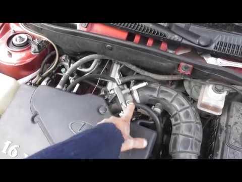 Как выгнать Воздух из Системы охлаждения двигателя