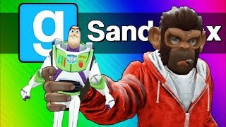 getlinkyoutube.com-Gmod: Toy Story 4 - The Toys Escape! (Garry's Mod Sandbox Skits & Funny Moments)