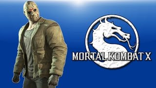 getlinkyoutube.com-Mortal Kombat X - Ep 7 DLC (Jason Voorhees)