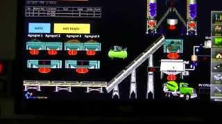 getlinkyoutube.com-Automatic Batching Plant control Panel