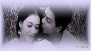 getlinkyoutube.com-Shahrukh Khan & Kajol - BABY I LOVE YOU