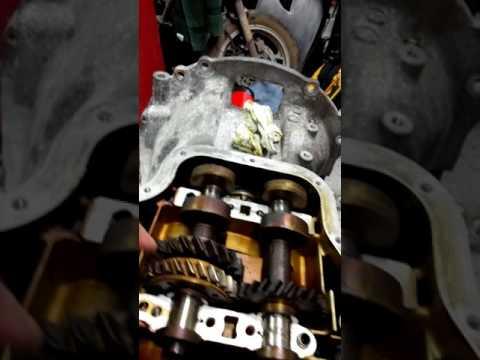 Toyota Scion 2AZ-FE balance shaft timing install